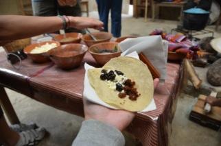 authentische Chiapas Köstlichkeiten